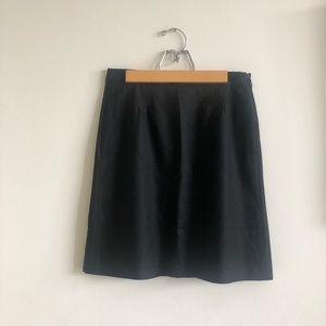 J. Crew A Line Mini Skirt